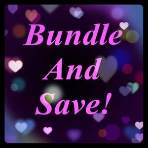 Other - Bundle all your likes for a private discount!! :)